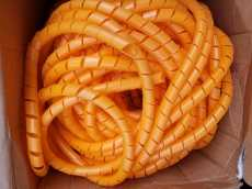 Spiraduto (modelo: 3/4 laranja)