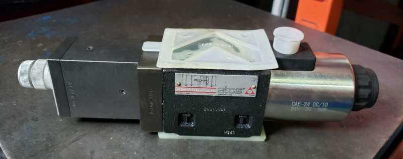 marca: ATOS <br/>modelo: DKQ015C24EDC30 <br/>