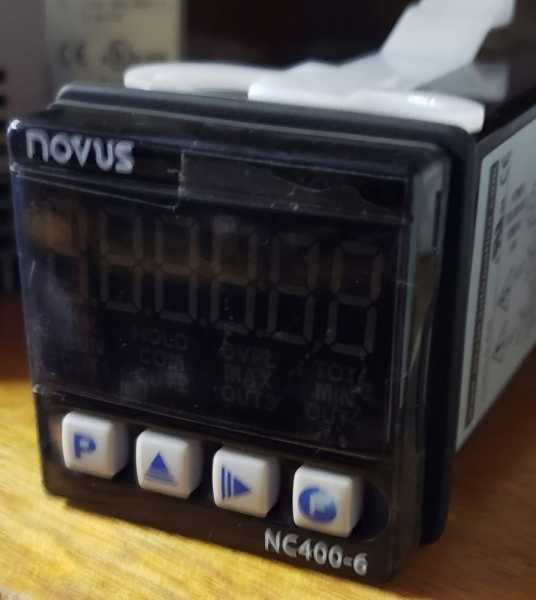 marca: NOVUS <br/>modelo: NC400