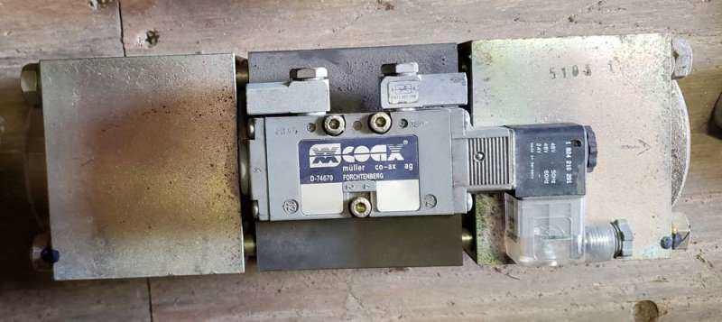marca: COAX <br/>modelo: D74670 <br/>estado: seminova