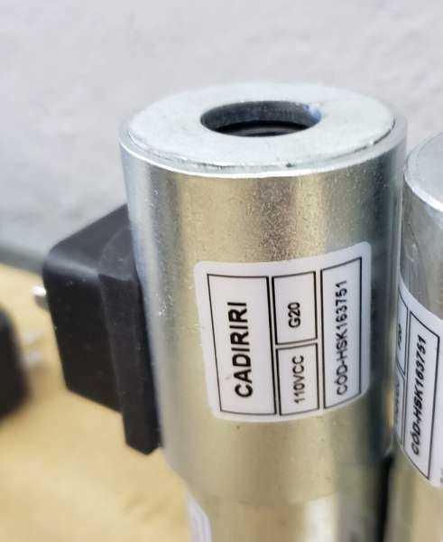marca: CADIRIRI <br/>modelo: HSK163751 110VCC G20 16X51mm