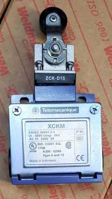 Micro fim de curso (modelo: XCKM115 ZCKD15)