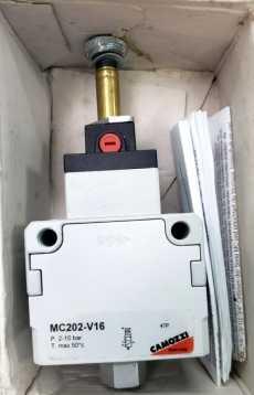 Válvula pneumática (modelo: MC202V16)