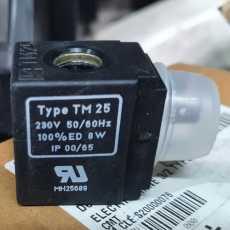 Bobina (modelo: TM25 230V 50/60HZ)