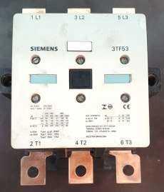 Contator (modelo: 3TF53)