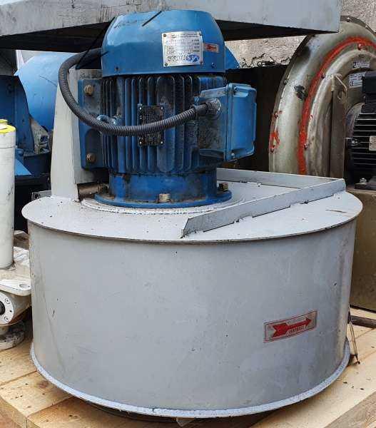 marca: VENTBRAS <br/>modelo: pressão 300 <br/>vazão 90 <br/>modelo: VCV400