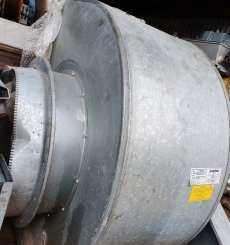 marca: PROJELMEC modelo: CSS500R180 vazão: 8.000m3/h N: 557rpm motor: 2CV estado: seminova