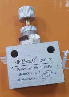 marca: EMC modelo: QSC06