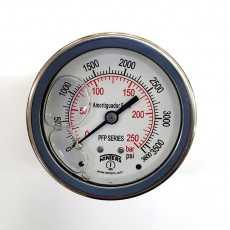 marca: WINTERS escala: 250BAR 3600PSI com glicerina modelo: PFP931R1R11S1 saída traseira total inoxidável
